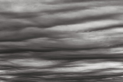 undulating clouds