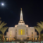 2014-02-16 Gilbert Arizona Temple - Lightpainted_0030