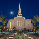 The Gilbert Arizona Temple of The Church of Jesus Christ of Latter-day Saints (2014)