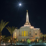 2014-02-16 Gilbert Arizona Temple - Lightpainted_0025