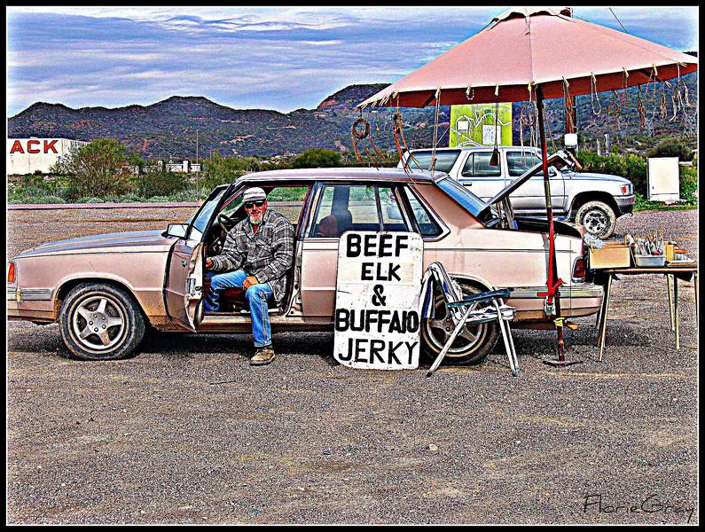 Commerce;  Black Canyon City, Arizona