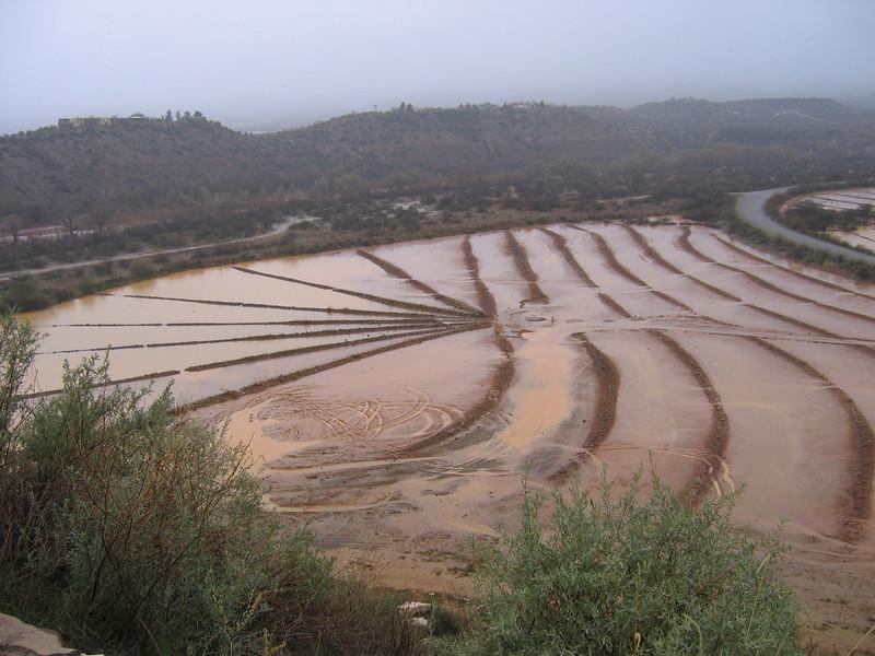 View from Tuzigoot Ruins, near Sedona, AZ