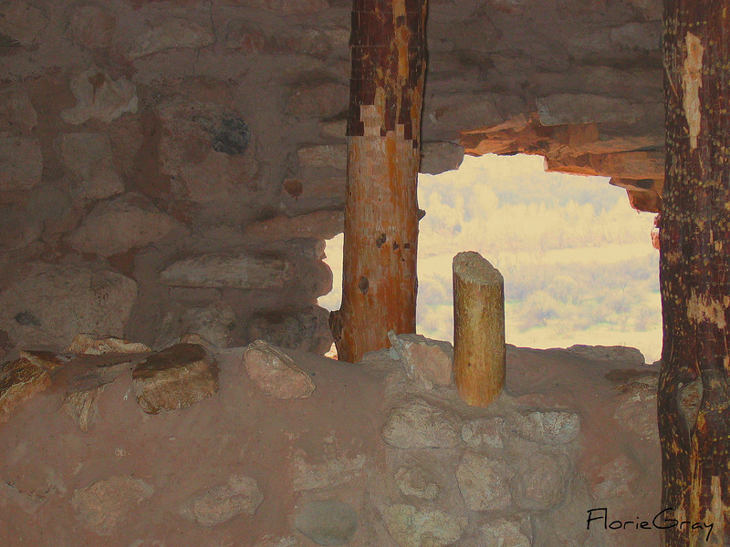 Inside, Looking Out, Tuzigoot