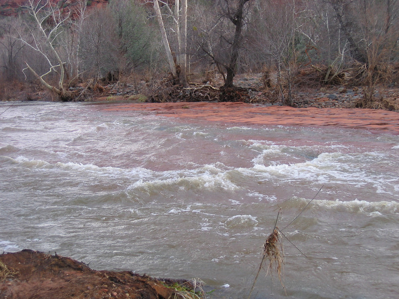 Oak Creek, After the Floods