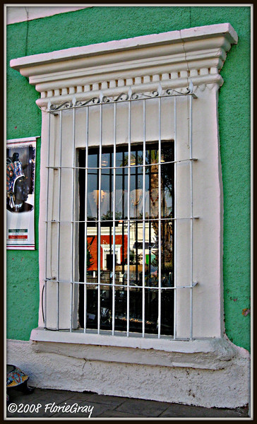 Reflecions of Main Street, San Jose del Cabo