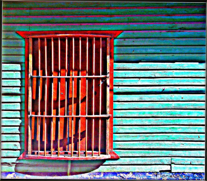 Windowlight, Isla Mujeres, Mexico <br /> ©2008 FlorieGray