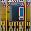 Welcoming Doorway <br /> Isla Mujeres, Mexico
