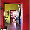 Exiting Scarlet <br /> Hotel California; Todos Santos, Mexico