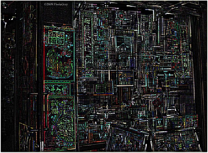 Velveteen Storefront <br /> ©2009 FlorieGray