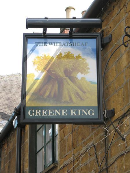 Pub Sign, Banbury