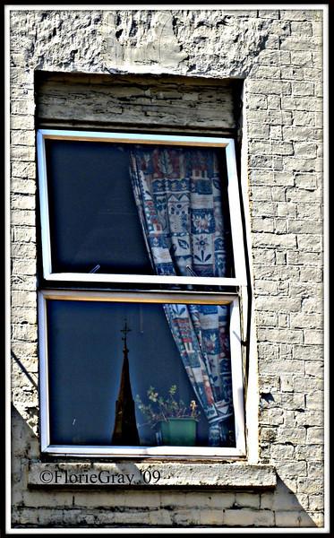 Window on High Street, Banbury <br /> ©2008 FlorieGray