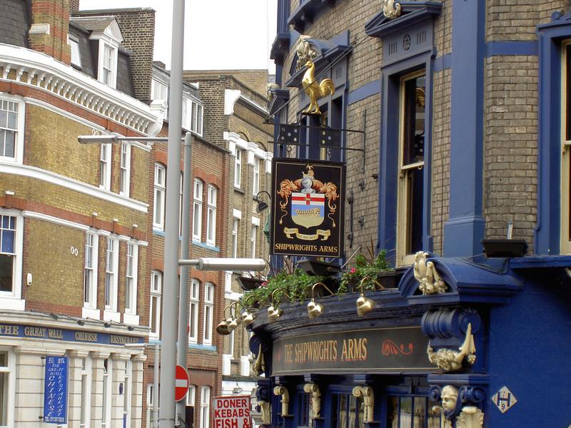 Corner Pub, London