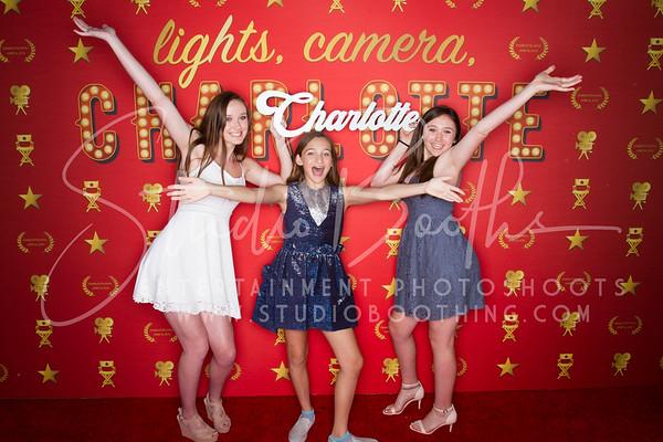 Lights, Camera, Charlotte Bat Mitzvah