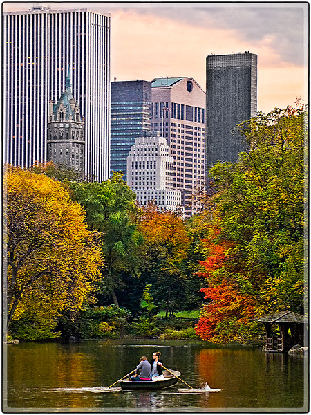 Autumn in Central Park II