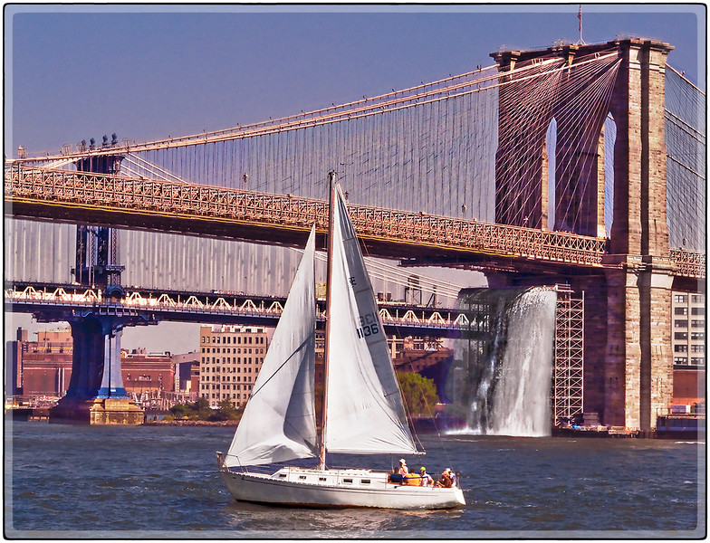 Sails and Falls