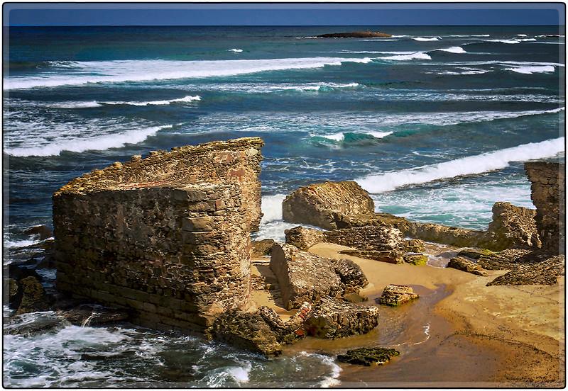 Las Ruinas de Tajamar, Viejo San Juan