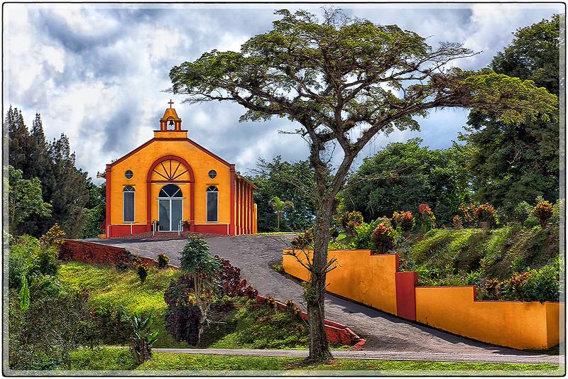 Iglesia en Color, Aibonito