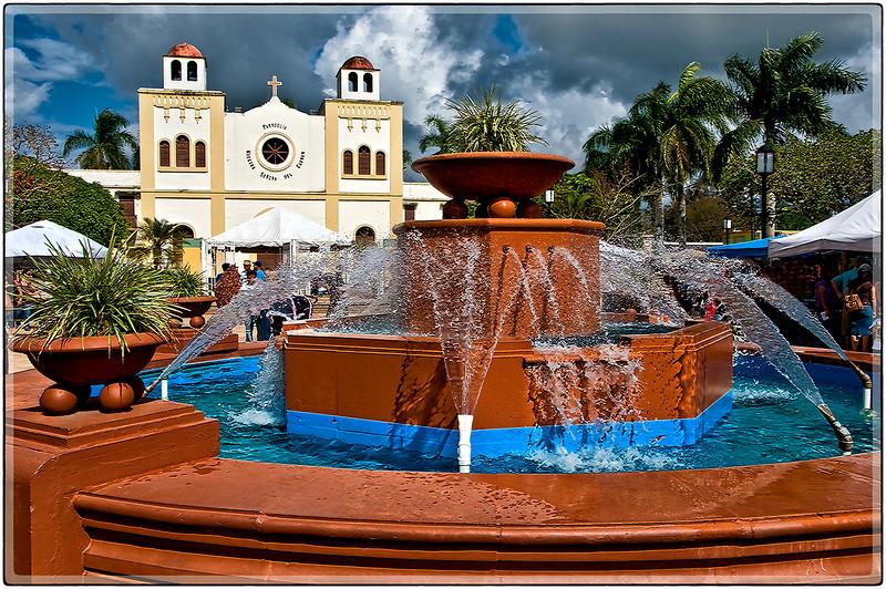Plaza de Cidra