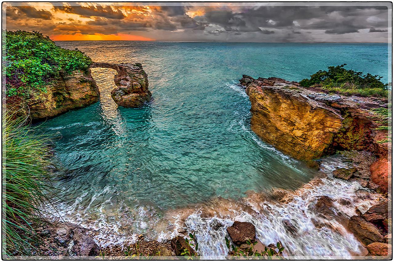 Puente Natural, Cabo Rojo