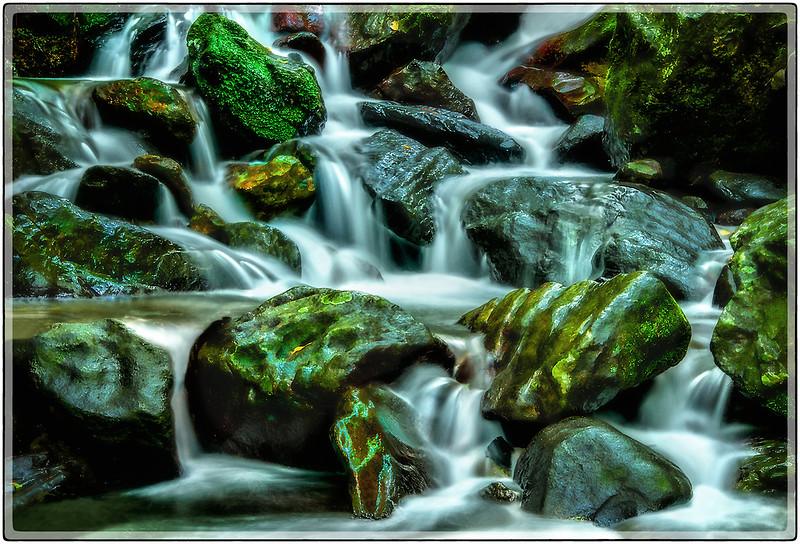 Cascadas de Lluvia, El Yunque