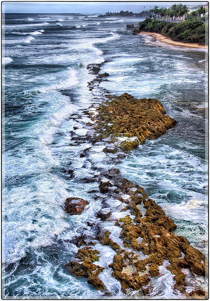 Arrecife (reef) San Juan