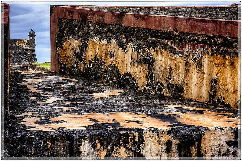Los Muros de San Cristobal, San Juan