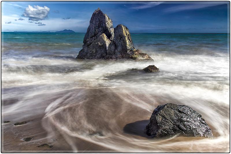 Rocas en La Playa, Humacao