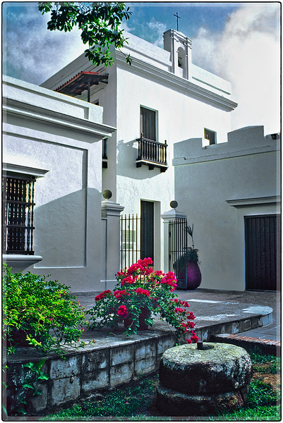 Casa Blanca de Ponce de Leon, Viejo San Juan
