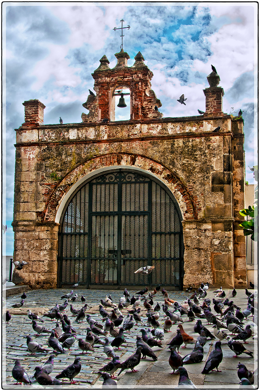 Capilla del Cristo, Viejo San Juan