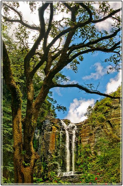 Cascadas de San Cristobal