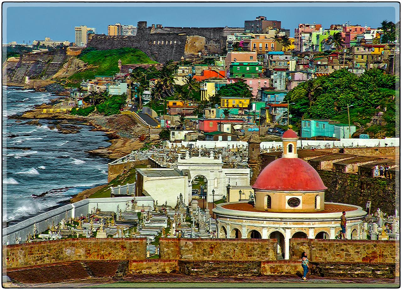 La Perla, Viejo San Juan