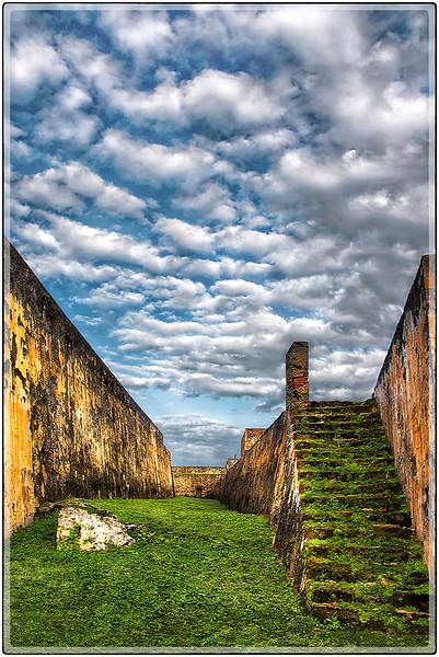 Escaleras de la Historia, San Juan