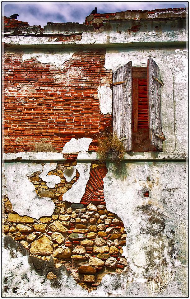 Ventana, Viejo Puerto de Ponce