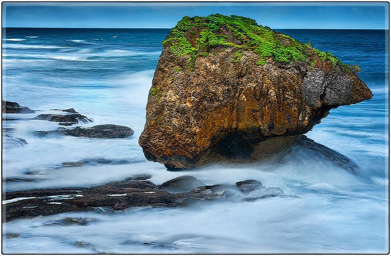 Oceano y Piedra, Quebradillas