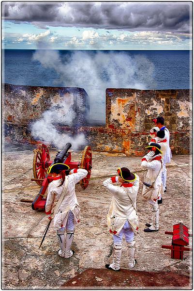 Celebrando la Victoria, El Morro, San Juan