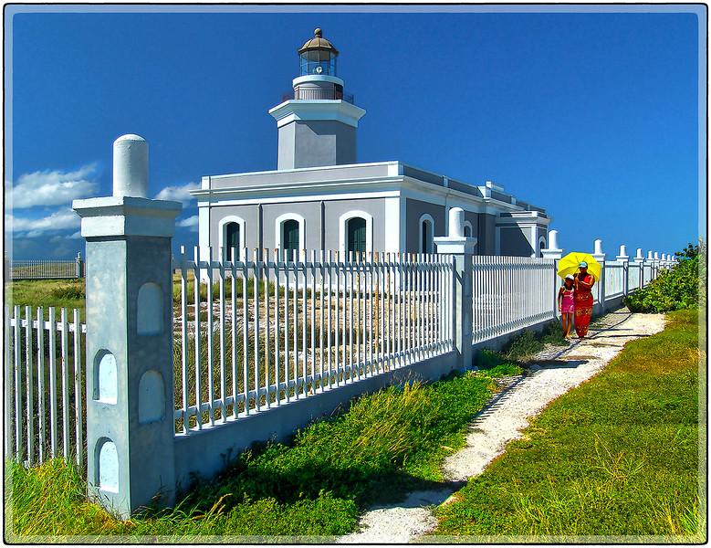 Paseo del Faro, Cabo Rojo
