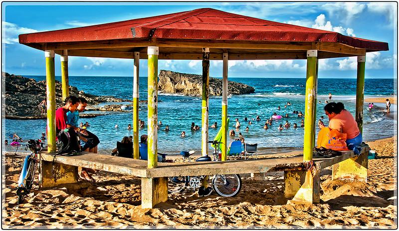 Dia de Playa, Arecibo