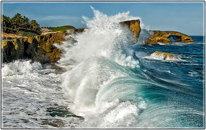 Crashwave, Arecibo