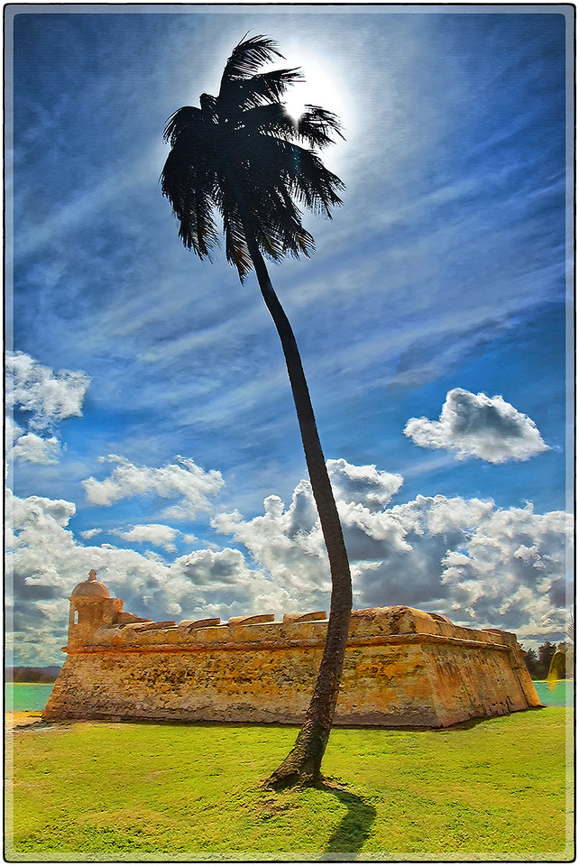 Palma y Fuerte, Isla de Cabras