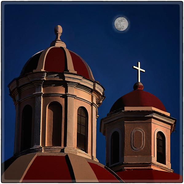 Torres de La Iglesia, Viejo San Juan