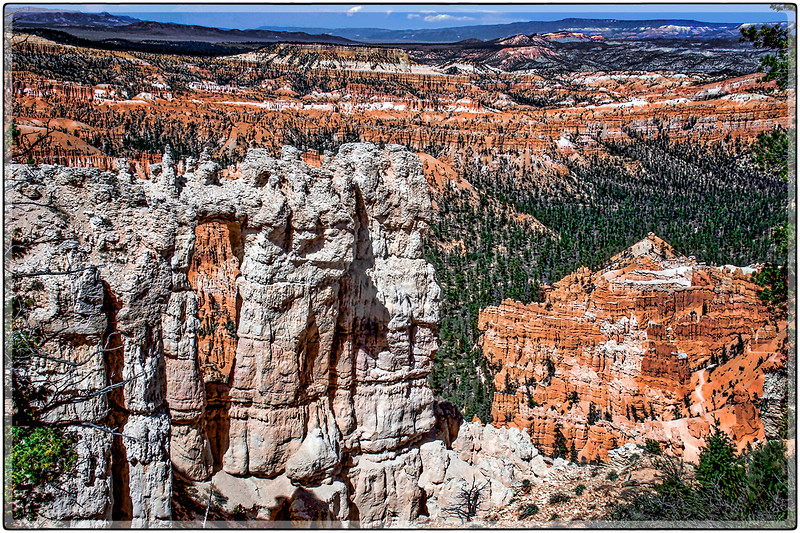Cathedral Rock, Bryce Canyon, Utah