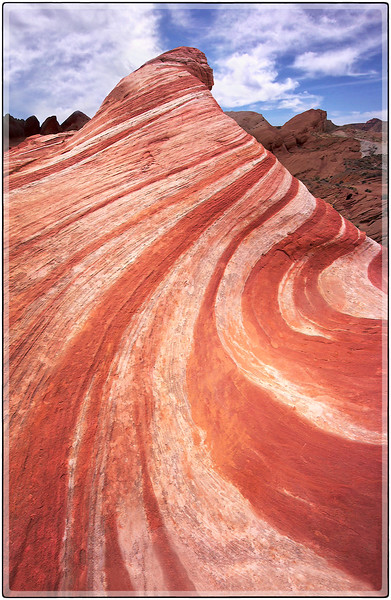 The Fire Wave, Valley of Fire, Nevada