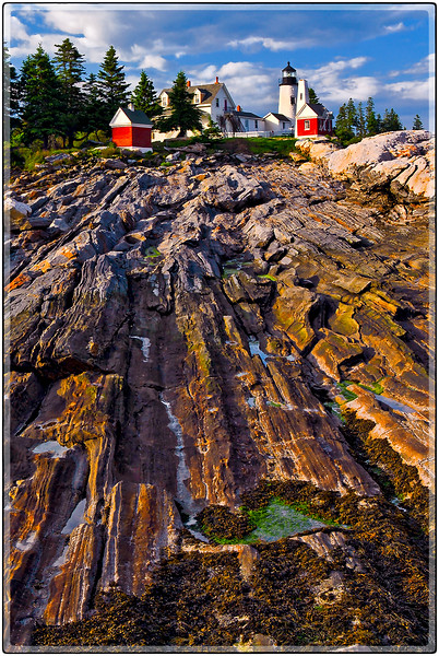Permaquid Point Light