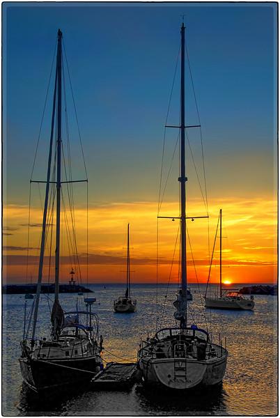 Sunrise at Rockport