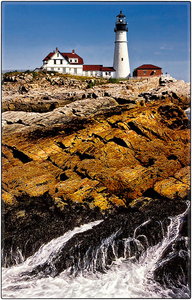 Portland's Lighthouse III