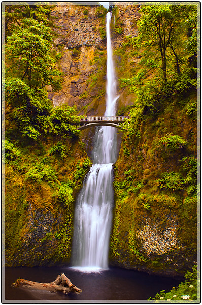 Multanomah Falls, Oregon