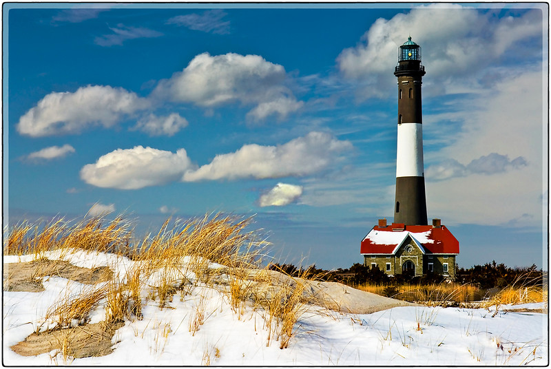 Fire Island's Lighthouse