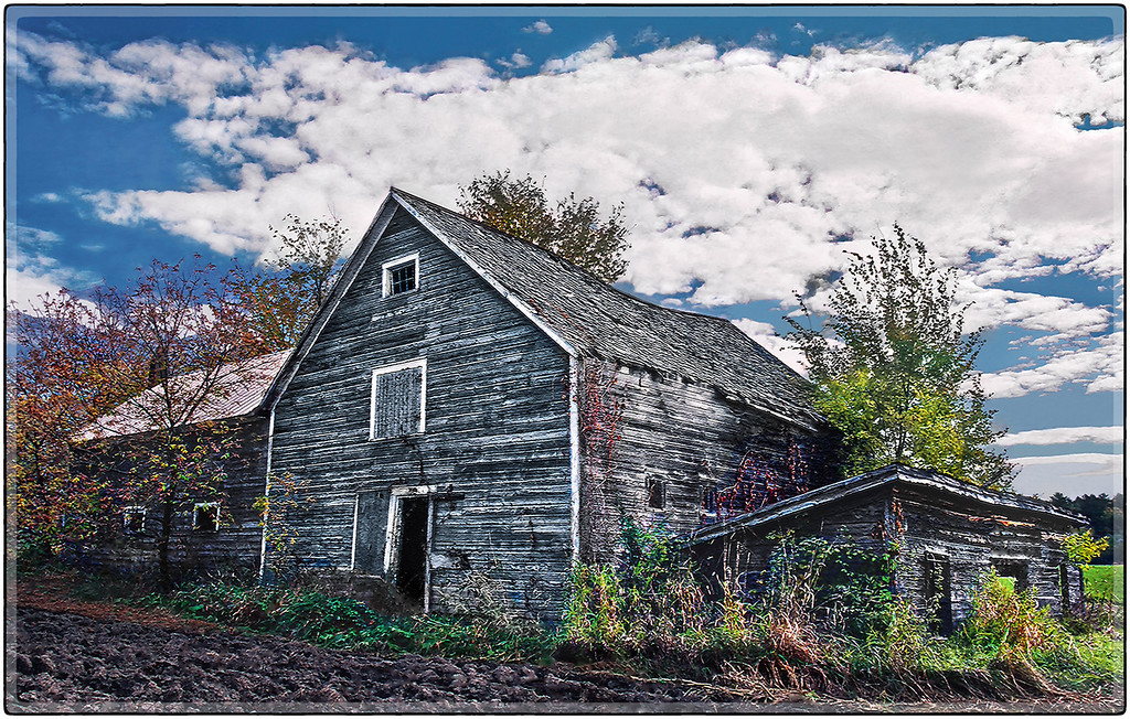 Old Barn, Vermont