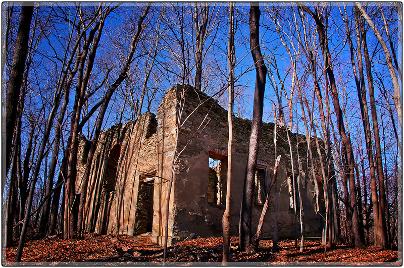 Ruins of Union Church, Dutchess County, N.Y.