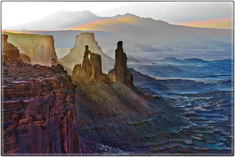 Mesa Rise, Canyonlands